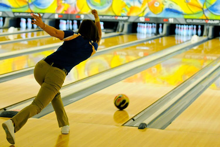 how to increase bowling ball speed