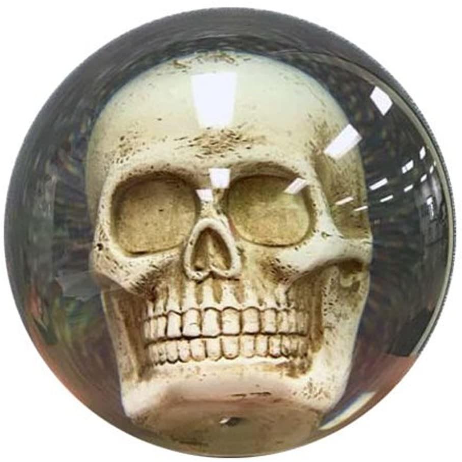 Bowlerstore Clear Skull Bowling Ball